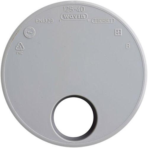 Martens verloop 40x125mm 1xlm grijs
