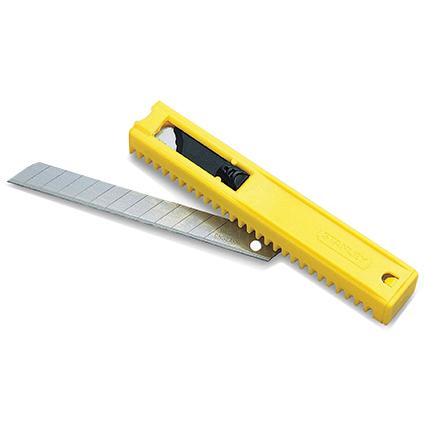 Lames de cutter Stanley '0-11-300' 9 mm - 10 pcs