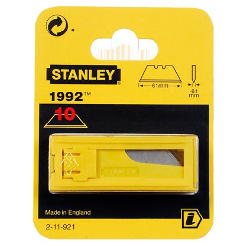 Stanley reservemesjes lang 10 stuks