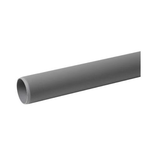 PPC buis niet verlijmbaar 32mm x 2 meter grijs