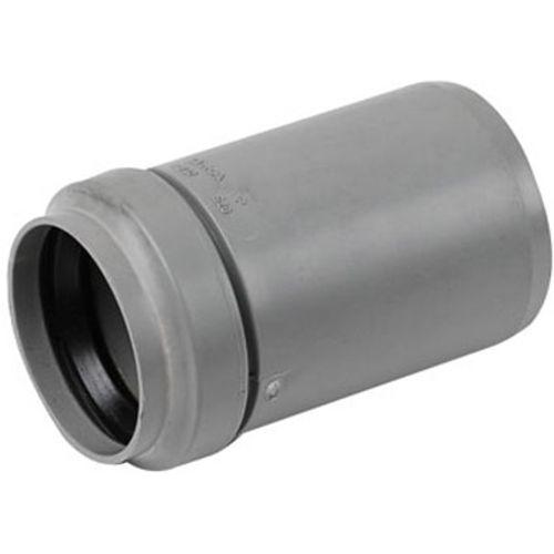 PPC verloopstuk niet verlijmbaar 40x32mm grijs