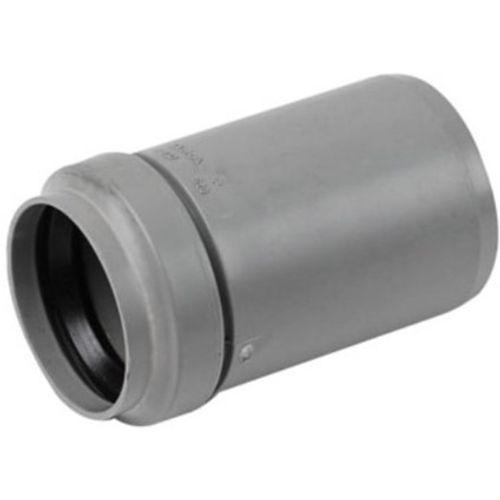 PPC verloopstuk niet verlijmbaar 50x40mm grijs