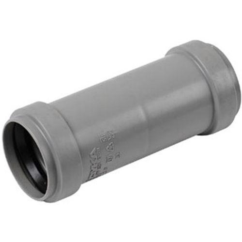 Steekmof niet verlijmbaar 40mm grijs