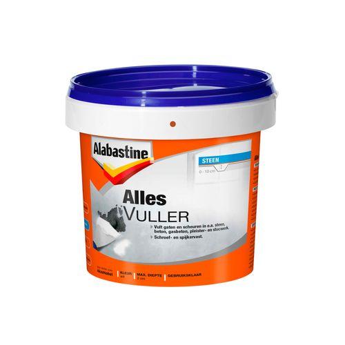 Alabastine allesvuller poeder wit 1kg