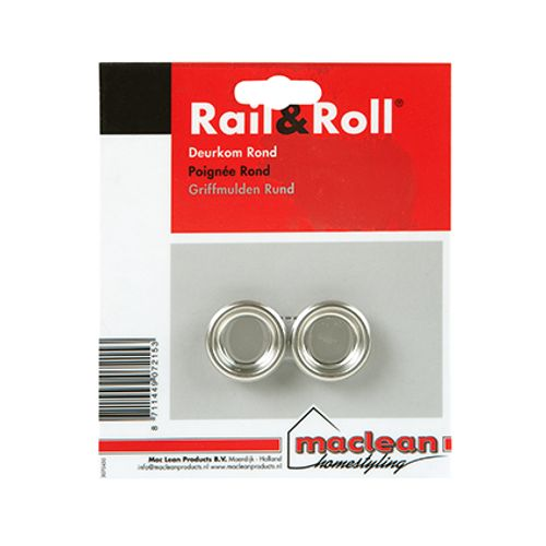 Mac Lean rail & roll deurkom rond pakket