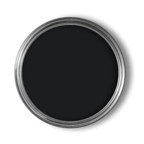 Hammerite metaallak hoogglans zwart 750ml