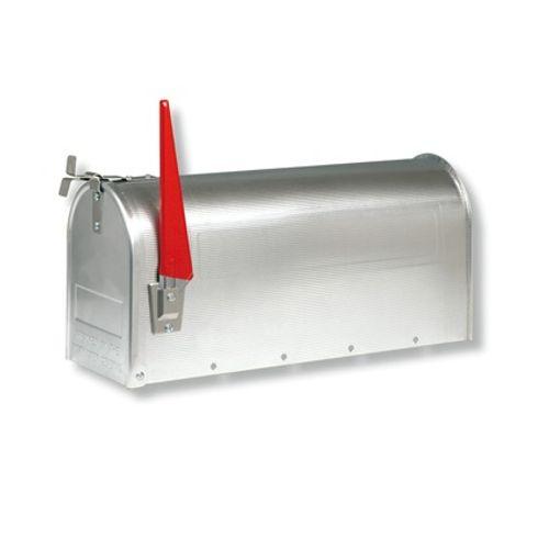 Boîte aux lettres Burg Wächter 'US-Mailbox' aluminium