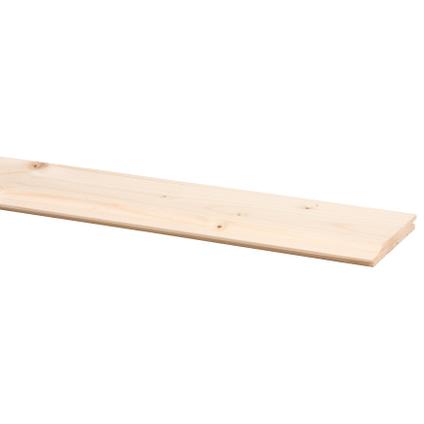 CanDo wand/ plafond rabatdeel vuren 17mm 210X13,5cm (5 stuks)