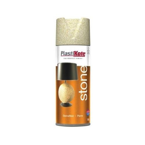 Plasti-Kote stone touch spuitverf santa fe 400ml