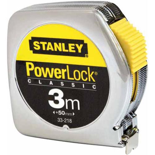 Mètre ruban Stanley 'Powerlock Classic' 3 m