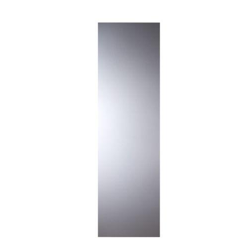 Miroir bords polis Pierre Pradel 138 x 40 cm