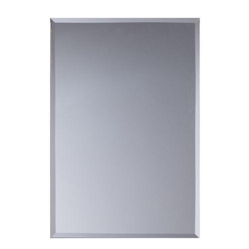 Pierre Pradel geslepen spiegel 44 x 30 cm