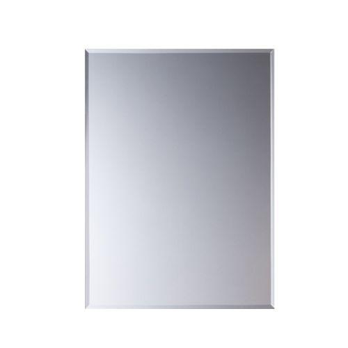 Pierre Pradel geslepen spiegel 60 x 44 cm