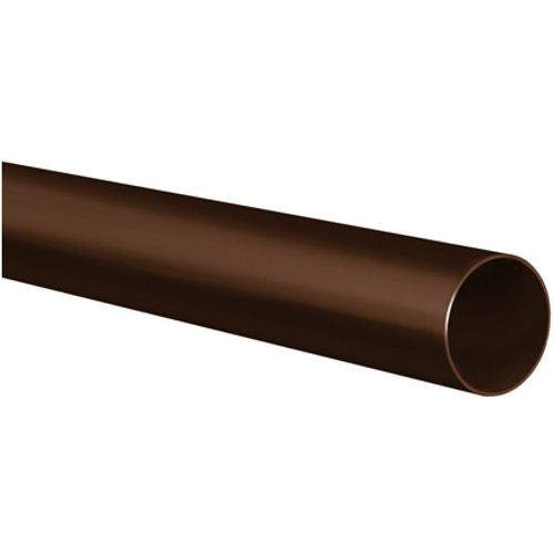 Martens HWA buis 80mm 2 meter bruin