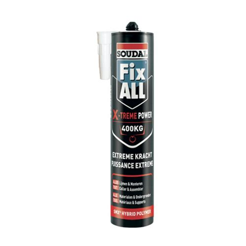 Colle Soudal 'Fix All X-Treme Power' beige 290ml