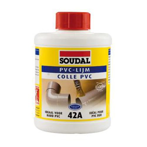 Colle Soudal PVC 100ml