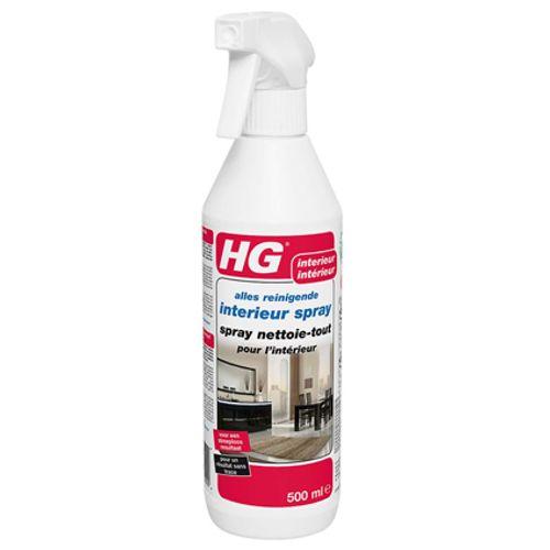 Spray nettoie-tout pour l'intérieur HG 'Intérieur' 2 L