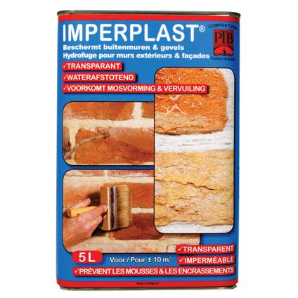 Protection hydrofuge PTB 'Imperlast' 5 L