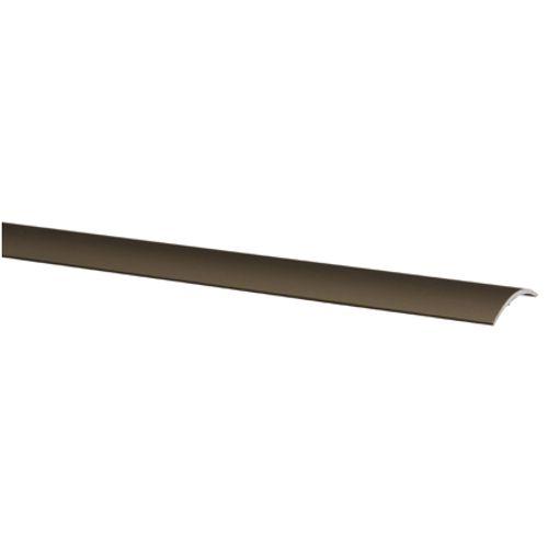 JéWé overgangsprofiel gelijkvloers brons 30x4mm 95cm