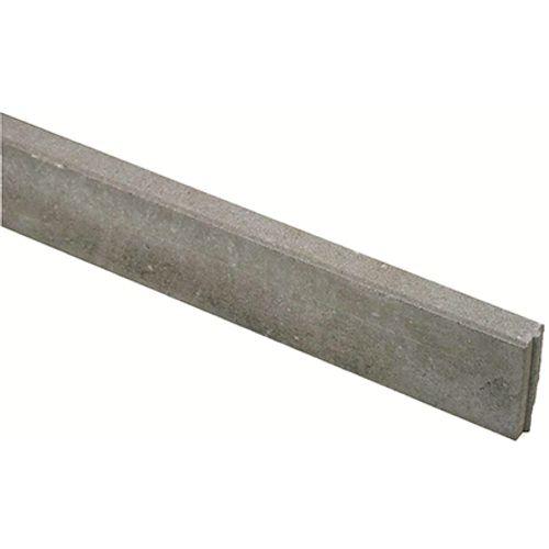 Decor opsluitband grijs 15 x 100cm