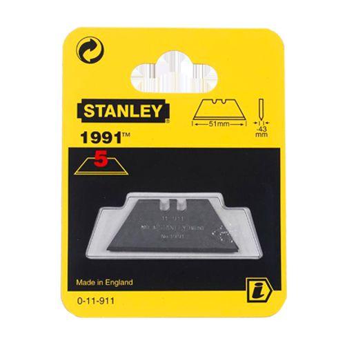 Stanley reservemesjes kort 5 stuks