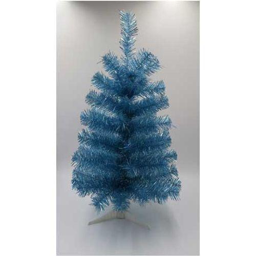 Central Park kunstkerstboom tafelmodel blauw 60cm