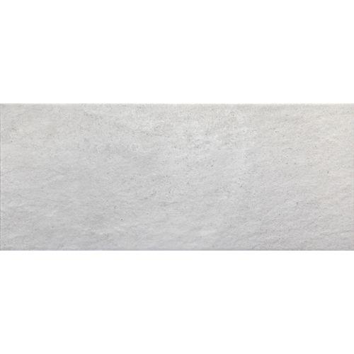 Ethnic muurtegel wit 25x60cm