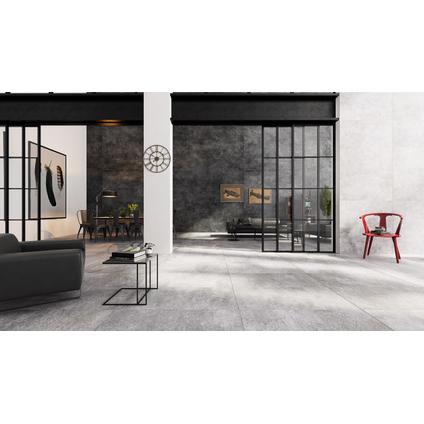 Vloertegel Urban grey 60x120cm