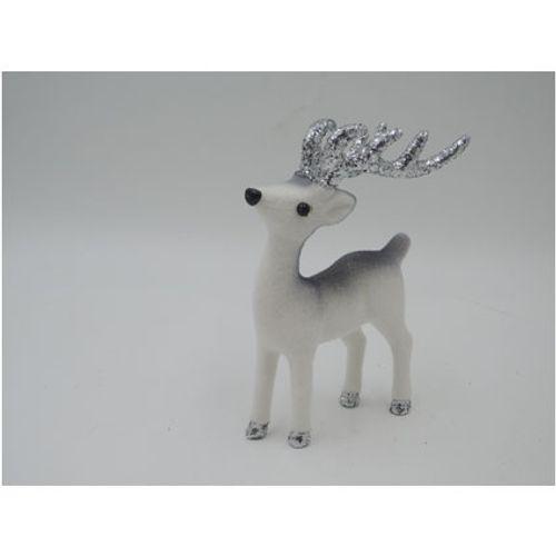 Décoration de Noël cerf blanc Central Park