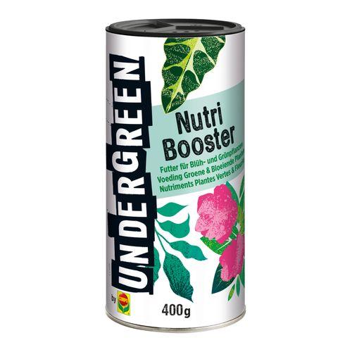 Engrais plantes vertes et fleuries Compo Undergreen Nutri Booster 400g
