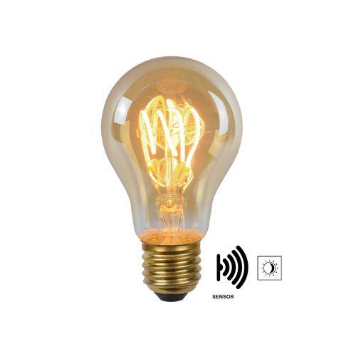 Ampoule filament LED Lucide Twilight Sensor 4W E27