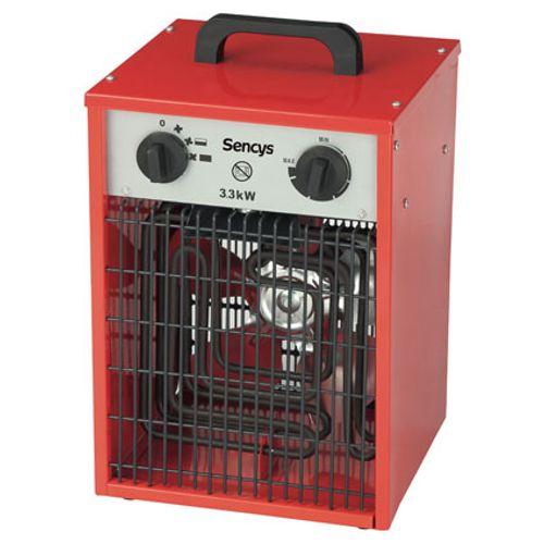 Sencys ventilatorkachel LIH3300A 3300W