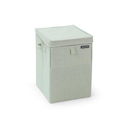 Brabantia wasbox stapelbaar 35 liter groen