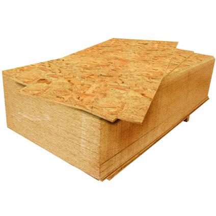 JéWé BricoPlanit OSB3 paneel 244x59,5x1,8cm