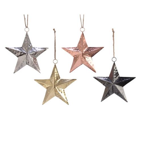 Hangertje met ijzeren ster