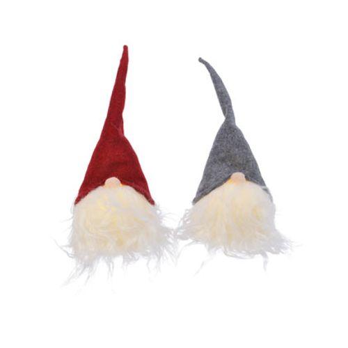 LED bonnet pères Noël
