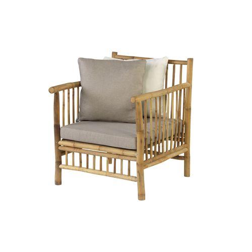 Exotan loungestoel Bamboo