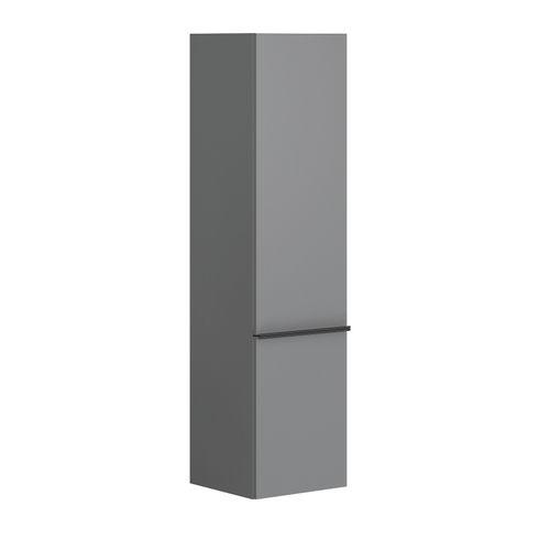 Allibert kolomkast Santiago 40cm grijs mat