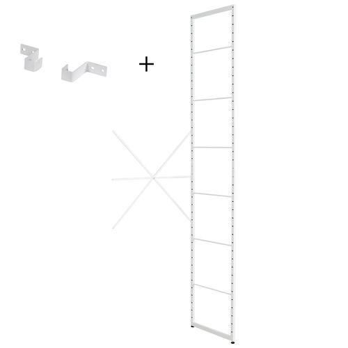 Duraline aanbouwset Storage wit 3pp