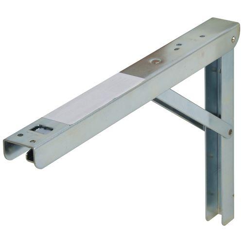 Duraline plankdrager 3-standen gegalvaniseerd 30cm