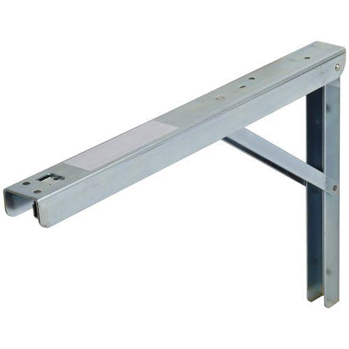 Duraline plankdrager 3-standen gegalvaniseerd 40cm