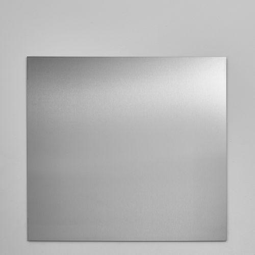 Mottez spatscherm keuken 60x65cm metaal grijs