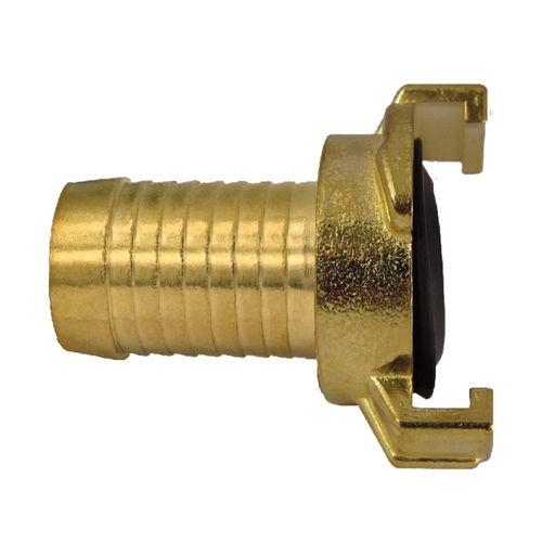 "Raccord tuyau Saninstal 3/4"" colonne/baïonnette laiton"