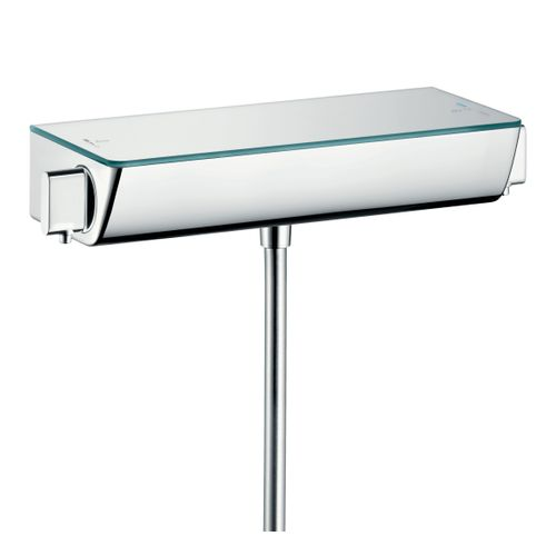 Hansgrohe Ecostat Select douchethermostaat chroom/wit