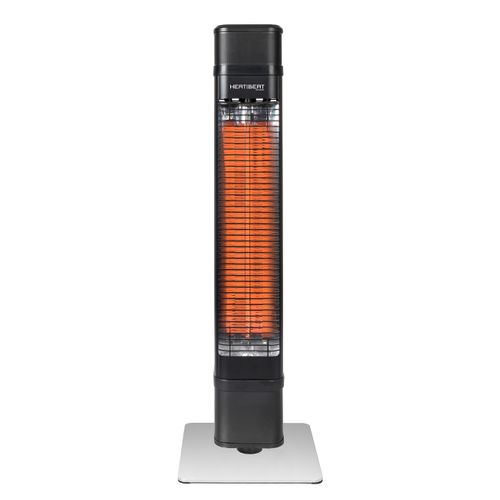 Eurom chauffage de terrasse Heat and Beat Tower 2200W