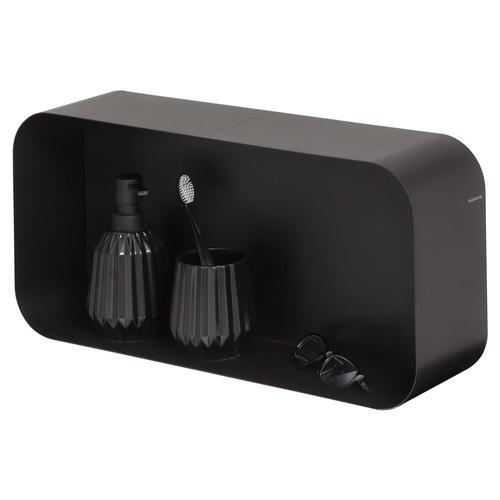 Etagère cube Sealskin Brix L noir