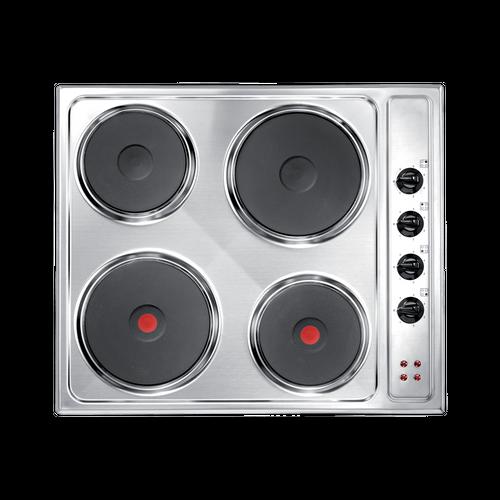 Electrum elektrische kookplaat EH642EX RVS
