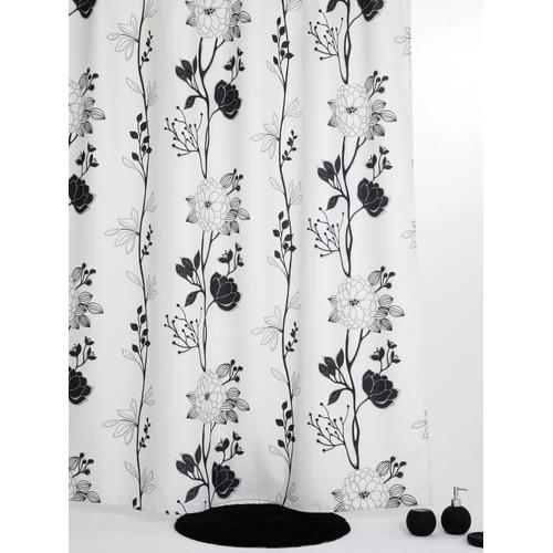 Allibert douchegordijn Dianthe polyester 180x200cm