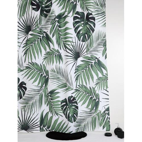 Allibert douchegordijn Foster polyester 180x200cm
