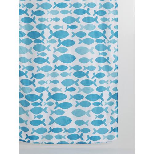 Allibert douchegordijn Marina polyester 180x200cm